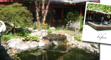 The Atrium Garden at Meadow Lakes
