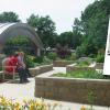 Healing Garden at Kimball Medical Center, Lakewood, NJ