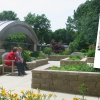 The Healing Garden at Kimball Medical Center