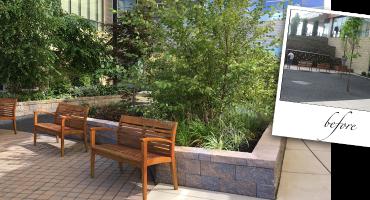 Angel's Garden at Virtua Hospital – Vorhees, NJ